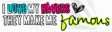 Quotes On Haters And Jealousy | Jealousy Quotes and Sayings for Myspace, Haters, Girly Quotes, Sayings ...