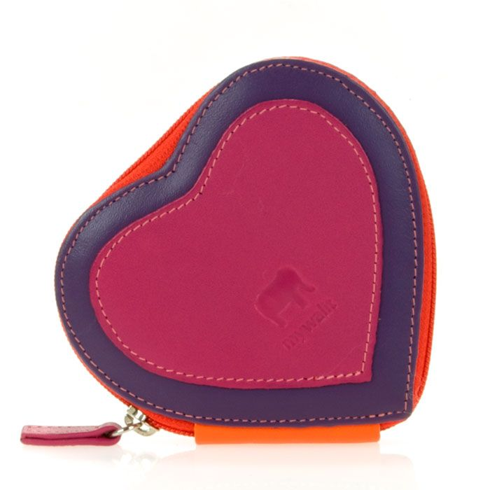 Keep your loose change in our beautiful little Heart Purse! #myessentialmywalit I need this…… #iheartmywalit