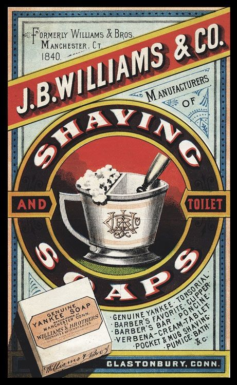 J. B. Williams & Company | Sheaff : ephemera