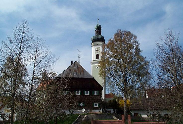 Attenhofen-Walkertshofen (Kelheim) BY DE