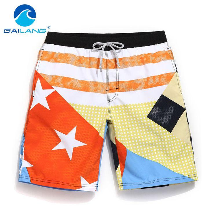 Quick-drying Men Shorts Brand Summer Men Beach Shorts Man new Mens Board Shorts Beach Surf Sunga Bermuda Masculina #Affiliate