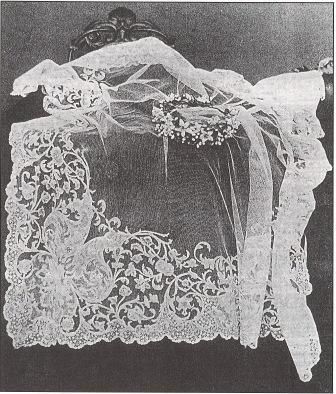 Branscombe lace | 1920s