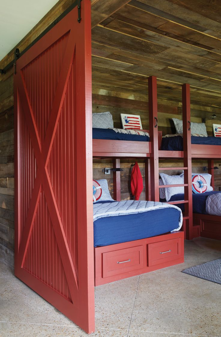 Best 25 Bunk Rooms Ideas On Pinterest Bunk Bed Rooms