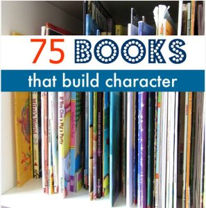 75 Books That Build Character