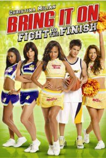 Bring It On: Fight to the Finish (Video 2009) I know, they're probably all bad follow-ups. But that's why they're so enjoyable!