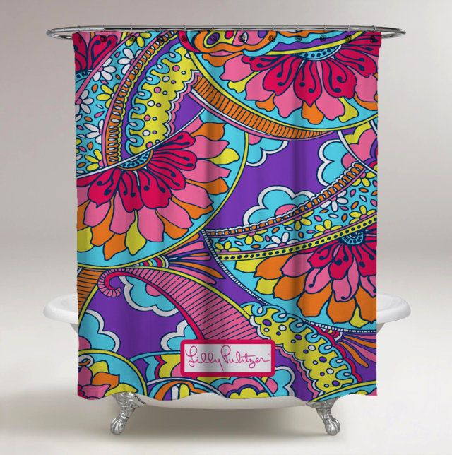 Rare Lilly Pulitzer Purple Floral Custom Shower Curtain 60 x 72 Limited Edition #Unbranded #Modern #fashion #Style #custom #print #pattern #modern #showercurtain #bathroom #polyester #cheap #new #hot #rare #best #bestdesign #luxury #elegant #awesome #bath #newtrending #trending #bestselling #sell #gift #accessories #fashion #style #women #men #kid #girl #birthgift #gift #custom #love #amazing #boy #beautiful #gallery #couple #bestquality #lillypulitzer #floral #flower #pattern