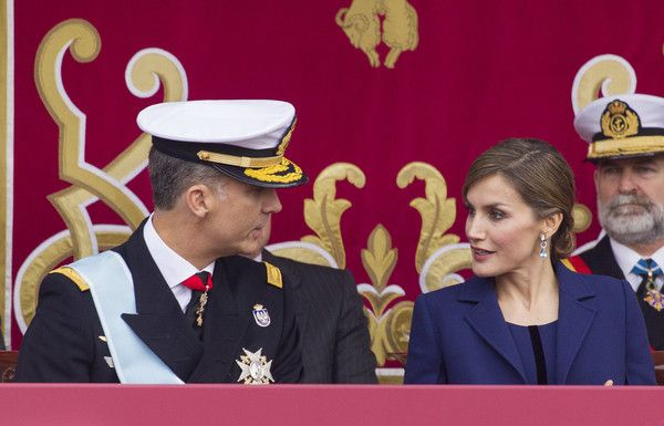 Royals & Fashion: Fête nationale, Madrid