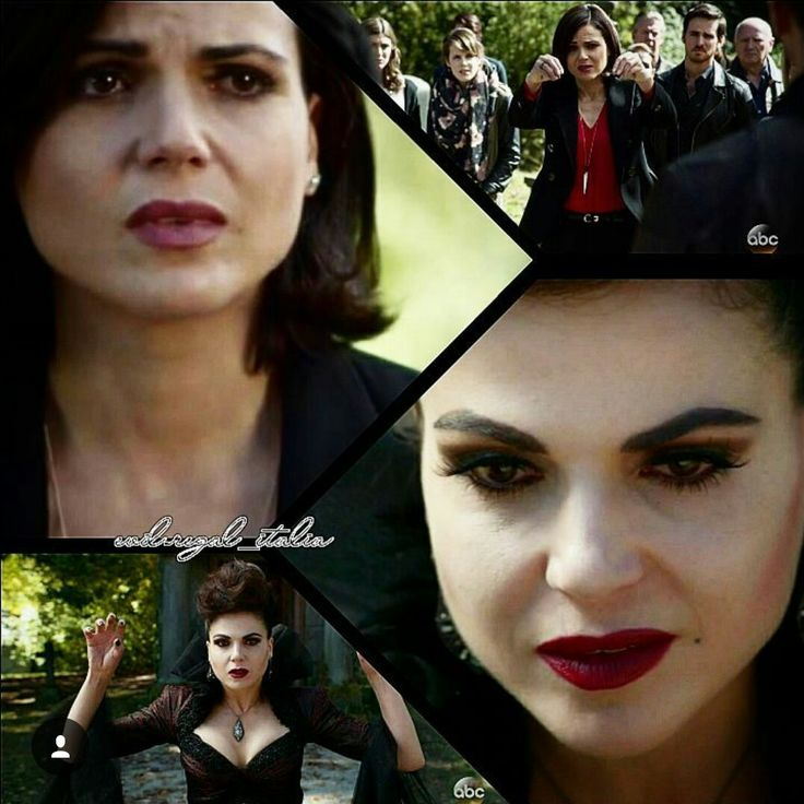 Awesome Regina Evil Queen Regina Emma the #Storybrooke Townspeople (Lana Jen) #Once #S6 E7 #Heartless aired Sunday 11-6-16