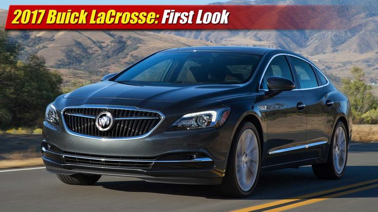2017 Buick Lacrosse First Look - http://motorcyclecarz.com/2017-buick-lacrosse-first-look/