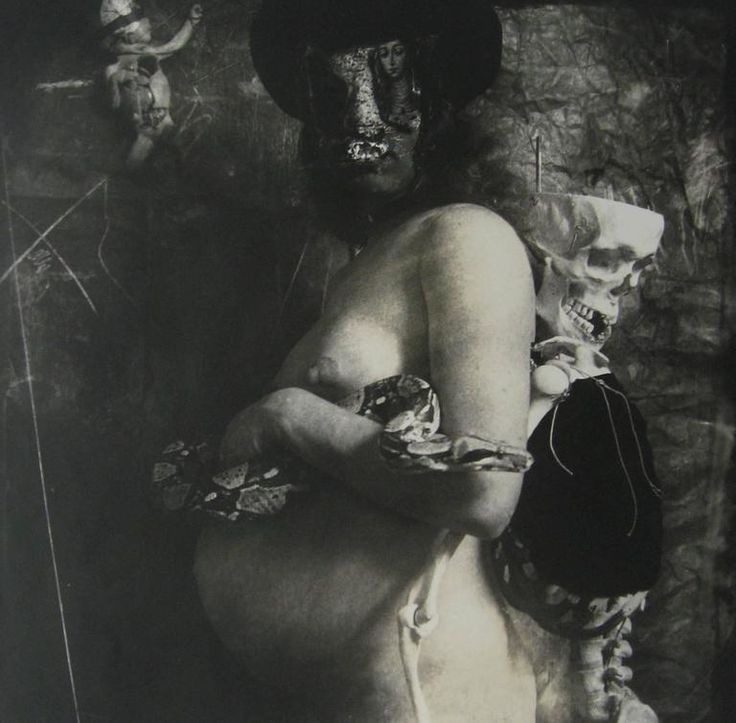 Joel-Peter Witkin - The Wife of Cain 1