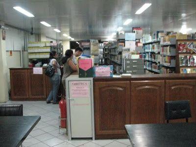 COLÉGIO DOM BOSCO - BIBLIOTECA ESCOLAR ~ Caçadores de Bibliotecas
