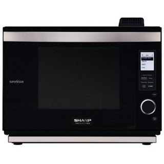 Sharp Supersteam Microwave Oven is a specially built all-in-one micro wave oven designed with Super Steam convection option which is a combination of cooking with super-heated steam and convection heat which heats in order to crisp and brown while retaining natural flavor and moisture.This deal shows you how to get the best price discount on Sharp Supersteam Microwave Oven without paying sale tax.TO FIND AND TAKE ADVANTAGE OF THIS MONEY SAVING DEAL CLICK IMAGE NOW!!!