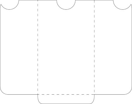 3×5 pocket envelopetemplate