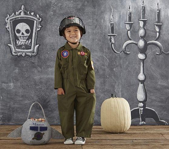 Toddler Pilot Costume | Pottery Barn Kids