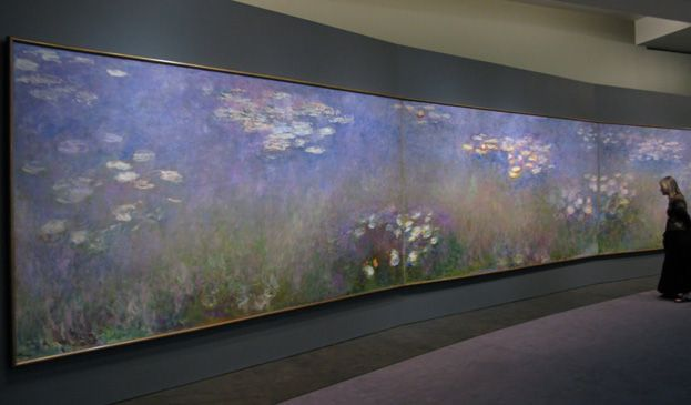 Waterlilies: Paintings in Context « The Hooded Utilitarian
