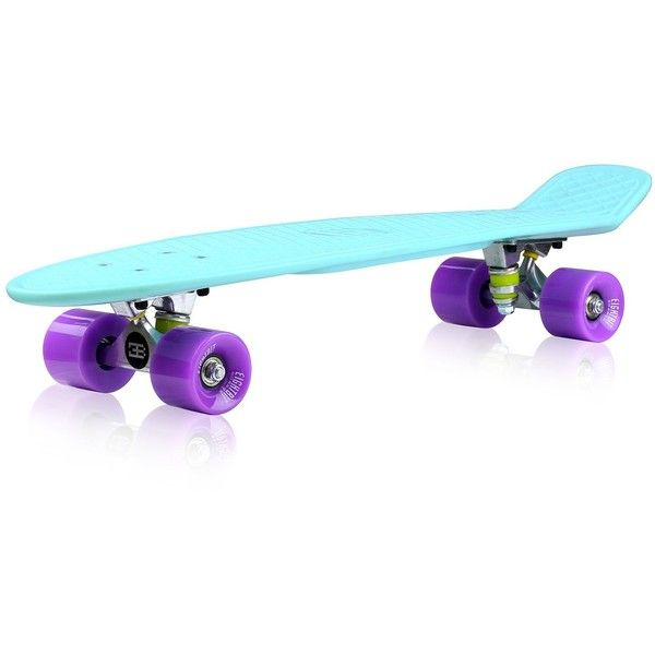 """27"""" EightBit Banana Skate Board Retro Skateboard Surf Jelly featuring polyvore skateboards accessories penny board other boards fillers"""