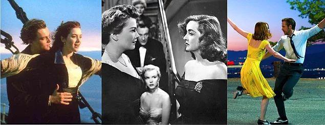 Aşıklar Şehri (La La Land) filmi Oscar'da aldığı 14 adaylık ile Titanik (1997) ve All About Eve (1950) filmlerinin elinde bulundurduğu rekoru egale etti.