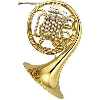 ...and I used to have this, miss it. Yamaha French Horn: Custom F/ Bb Double Horn – YHR-667V