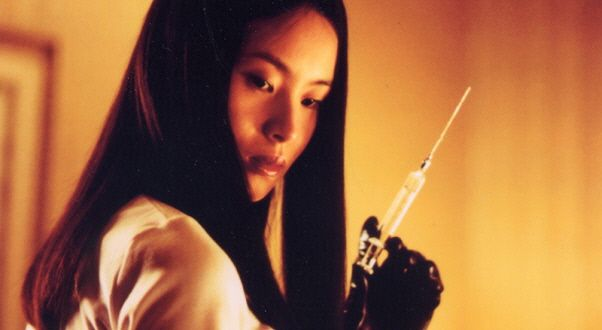 10 Films That Stick With You For A While Japanese Horror Movies Scary Movies Film