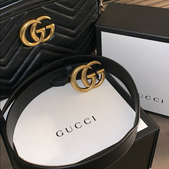 d87820aa3f217d Gucci Belt and purse! I just purchased this set at the end of the summer of  last year in Vegas. Paid $1840 total for the two. Gucci Bags Crossbody Bags