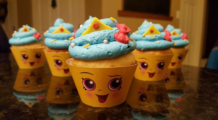 Shopkins Cupcake Queen
