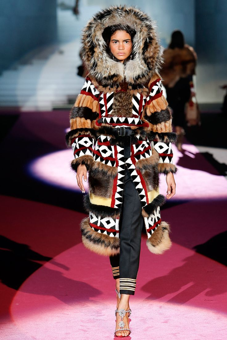 Fall 2015 Ready-to-Wear- Dsquared²