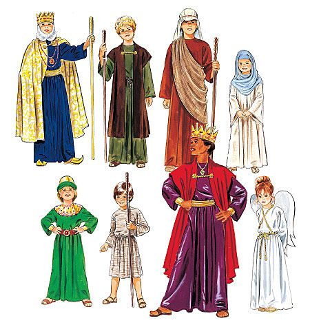16 best Christmas pageant images on Pinterest | Nativity costumes ...