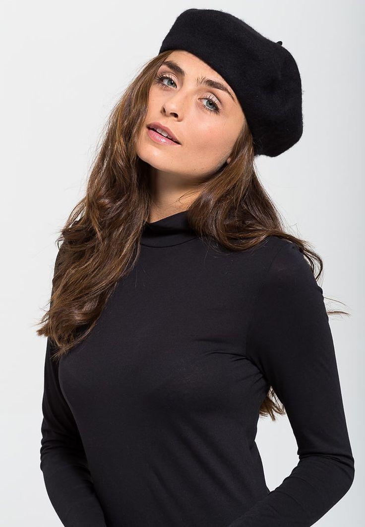 mint&berry  - black beret - 14,95 €
