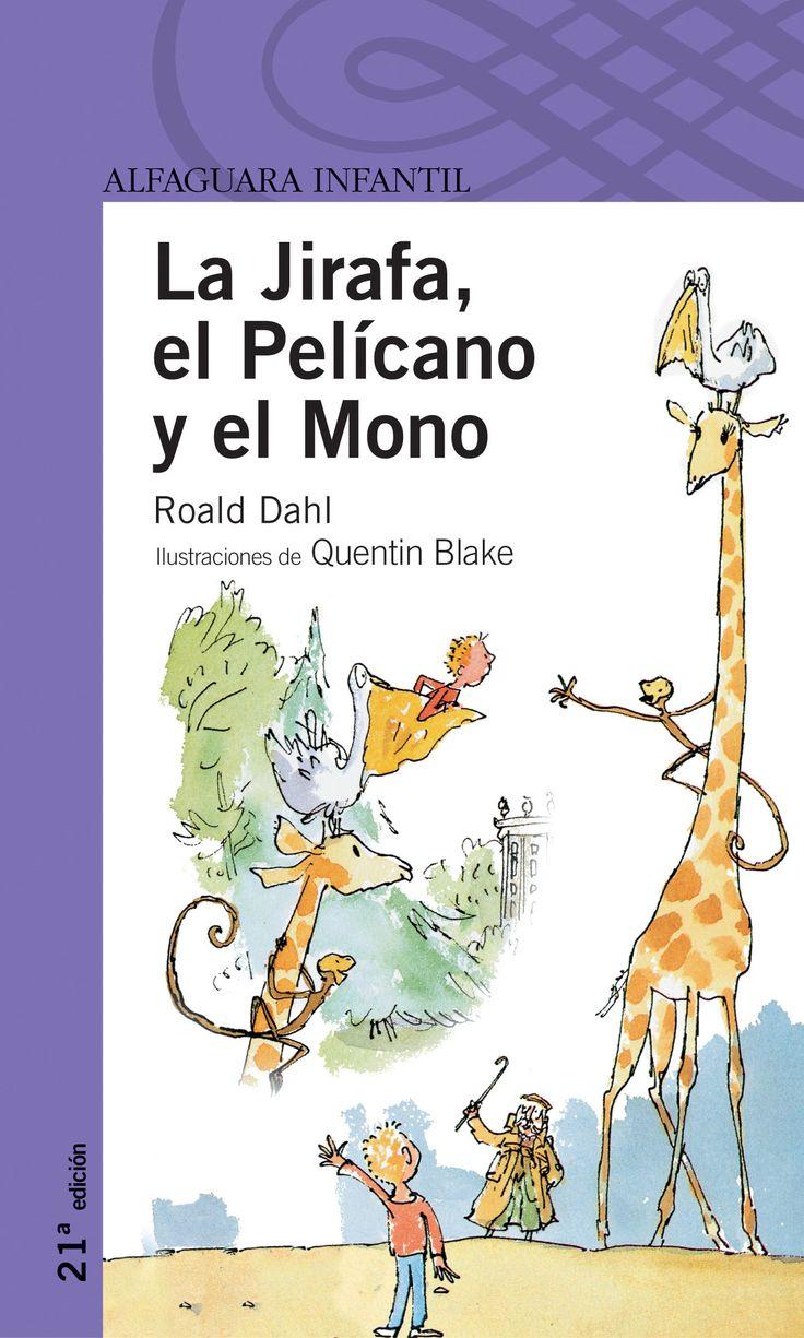 libro la jirafa el pelicano roald dahl - Buscar con Google