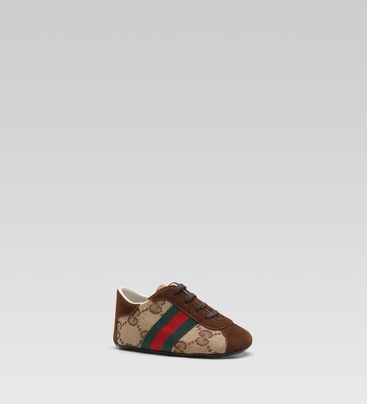 Baby Gucci girl or boy shoes