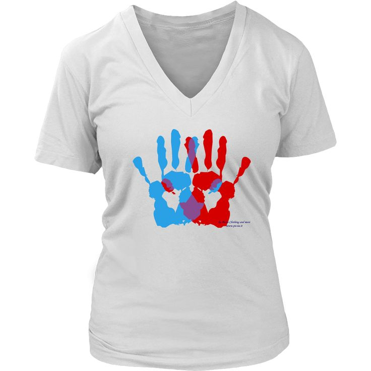 Ambidextrie District Women's V-Neck