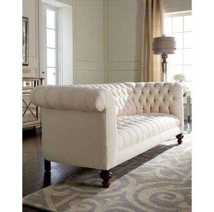 Tufted Sofa   Perfection