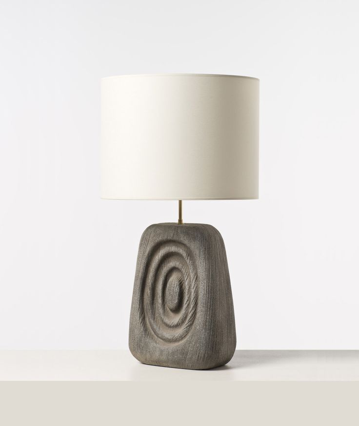 Marcello Fantoni; Glazed Ceramic Table Lamp, c1960.