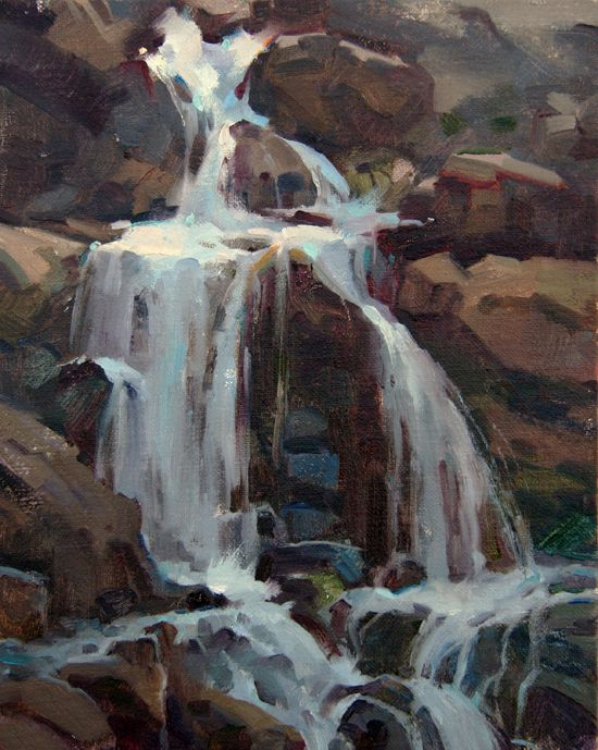 Plein Air Tutorial – Focus on Design | Stan Prokopenko's Blog