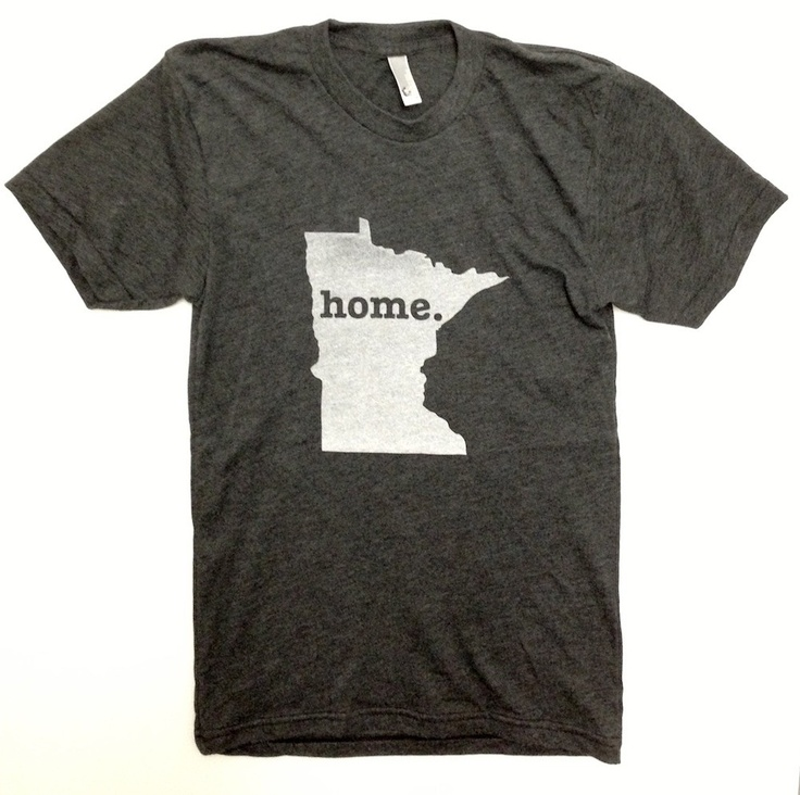 The Home. T - Minnesota Home T, $25.00 (http://www.thehomet.com/minnesota-home-t-shirt/)