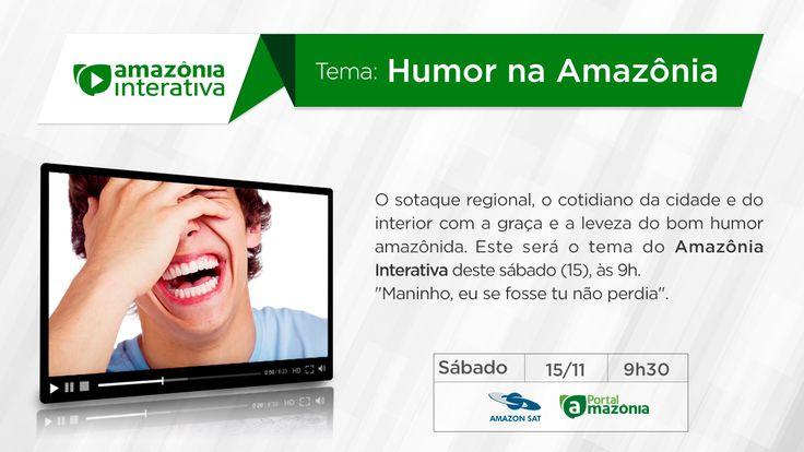 Programa #Amazônia #Interativa. 15/11/2014