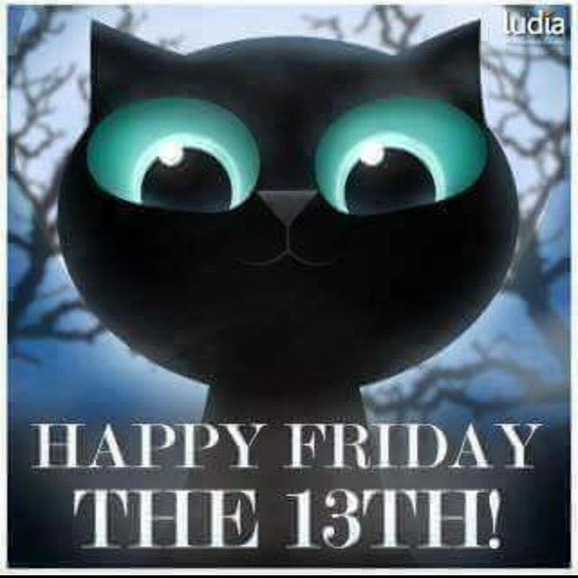 Quotes About Friday The 13th: Best 25+ Happy Friday The 13th Ideas On Pinterest