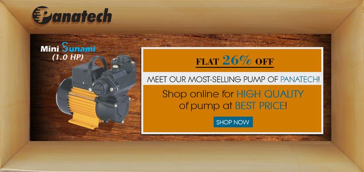 Here is the most-selling #WaterPump with amazing discount. Click here: goo.gl/RzAt3U