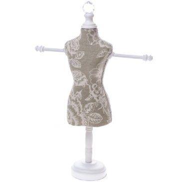Dress Form Jewelry Holder http://shop.crackerbarrel.com/Dress-Form-Jewelry-Holder/dp/B00HAG1CFE
