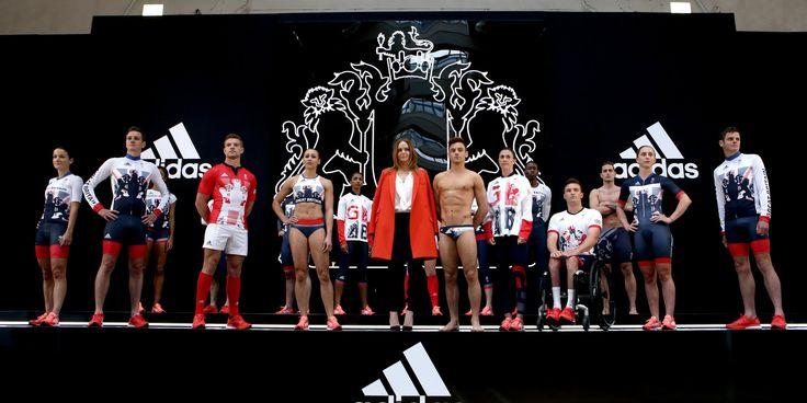paralympics 2016 | Olympics 2016: Team GB And Paralympics GB Kit Revealed For…