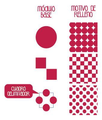 G* Manualidades: Ejemplos de motivos de rellenos para Adobe Illustrator