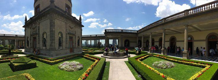 Castillo de Chapultepec, CDMX, MX