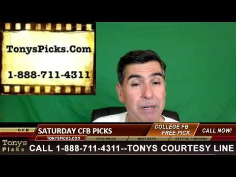 College Football Betting Picks Predictions Odds Previews 10-29-2016