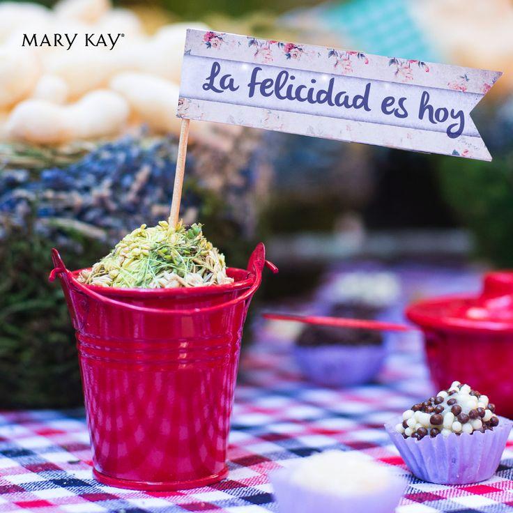 """""""Haz que cada día cuente, haz que cada hora cuente, haz que cada minuto cuente."""" Mary Kay Ash. ☺✨🌟💖   #InspiraciónMaryKay #MaryKayAsh #Quotes #Frases"""