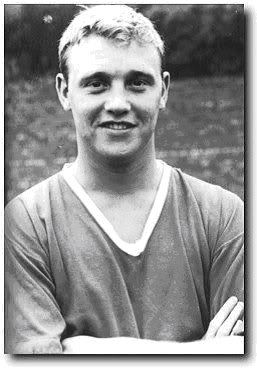 Eddie Colman - Manchester United (Lost his life in the Munich Air Disaster on Thursday 6th February 1958)