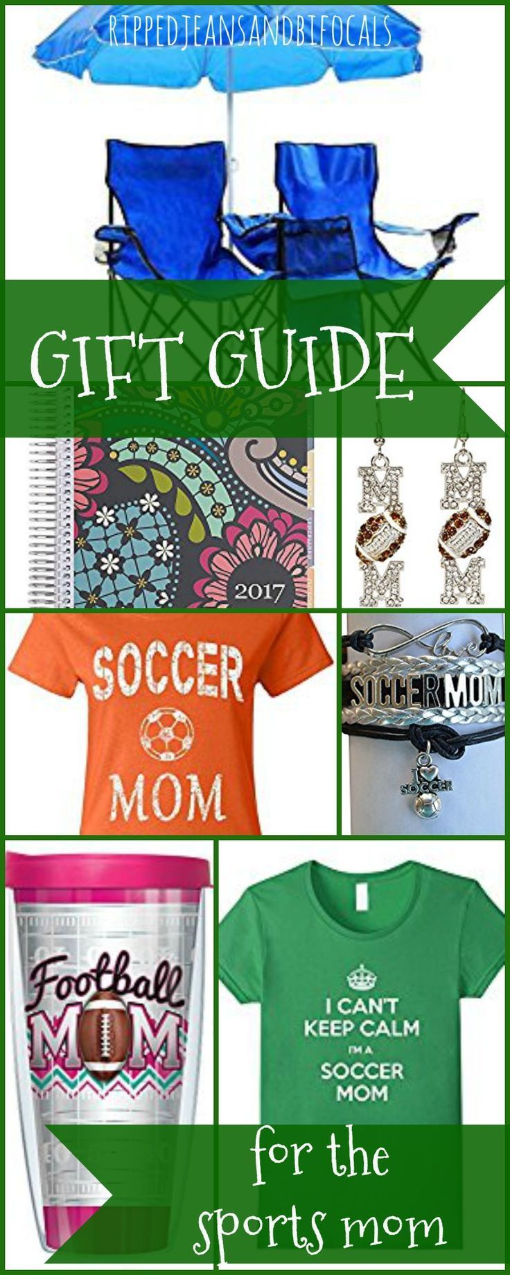A gift guide for the sports mom