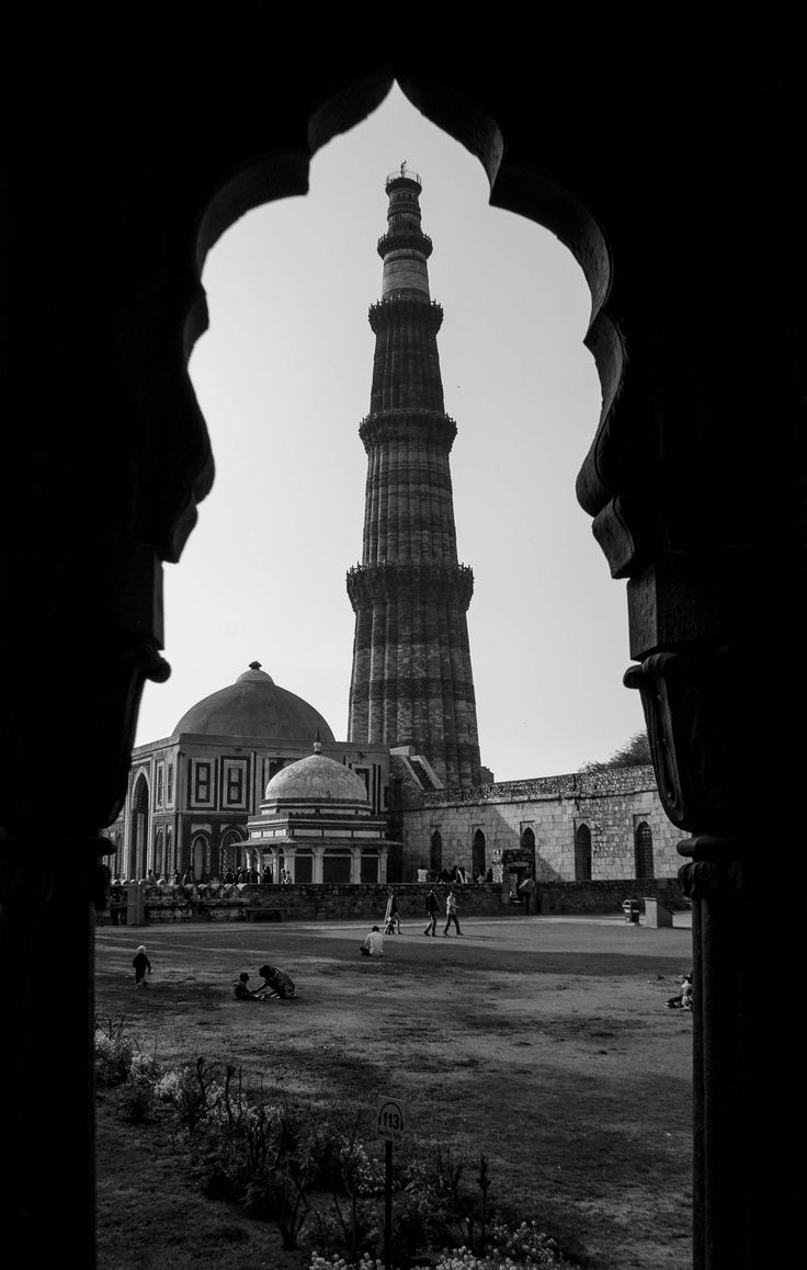 Minaret by Nishant Panigrahi on 500px