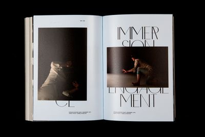 Myriam Gourfink - Akatre - Contemporary Art Studio