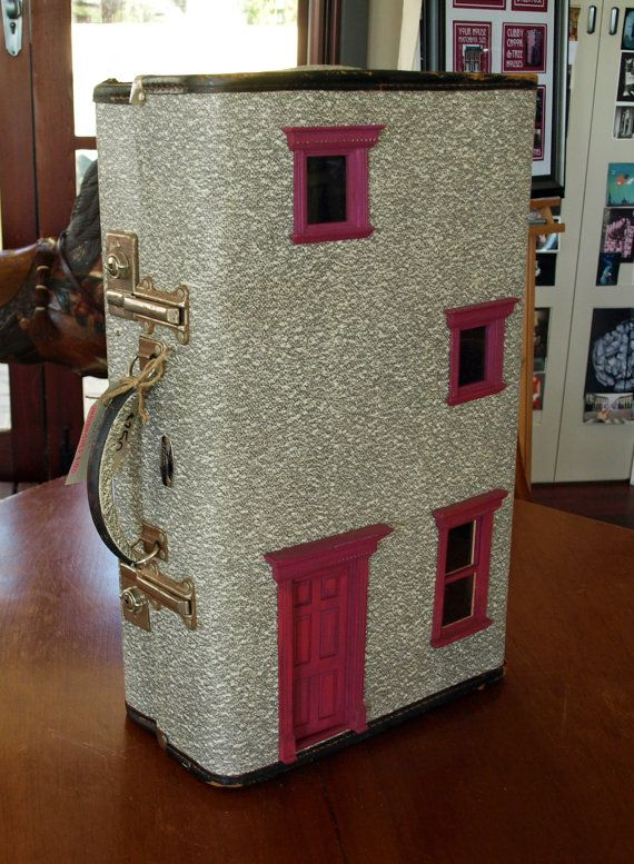 465 Best Cabinet Dollhouses Images On Pinterest Doll
