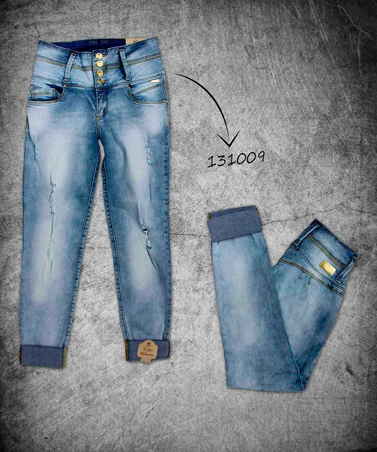 jeans-mujer-color-azul-blue-jeans- woman-131009